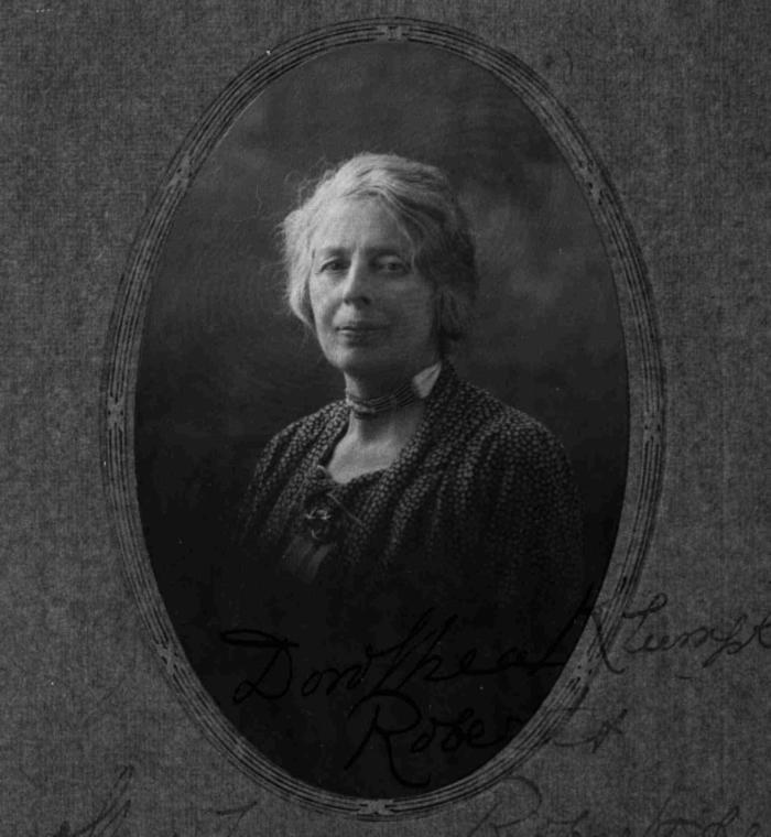 Dorothea Klumpke-Roberts (1861-1942)