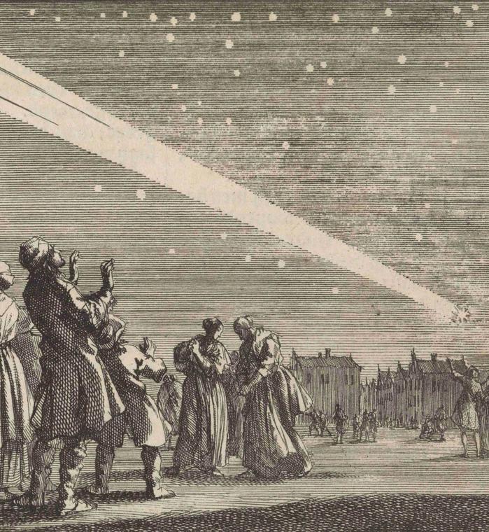 Comète C/1680 V1 Kirch - 2
