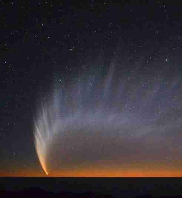 Comète C/2006 P1 McNaught - 1
