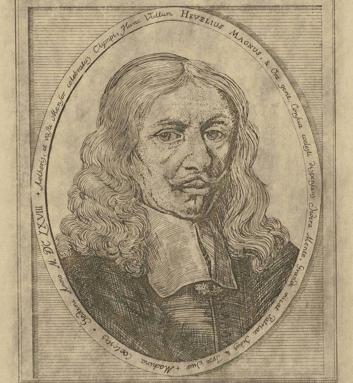 Johannes Hevelius (1611-1687) - 1