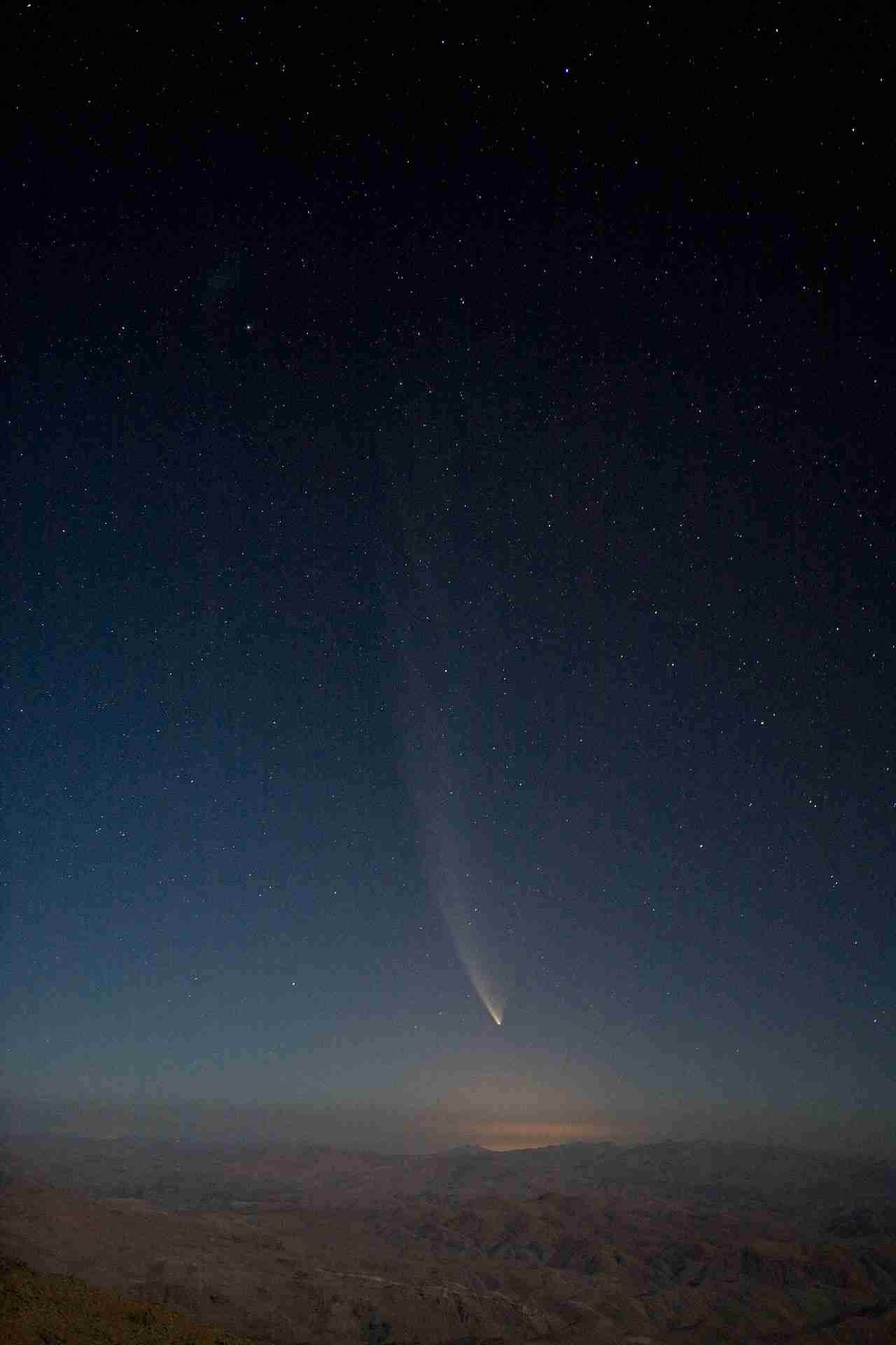 Comète C/2006 P1 McNaught - 2