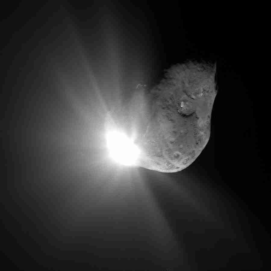 Plus près des comètes - 6