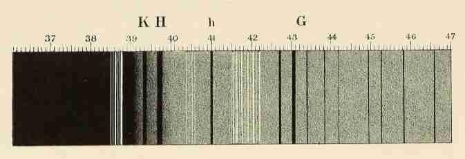 Le spectre des comètes - 3