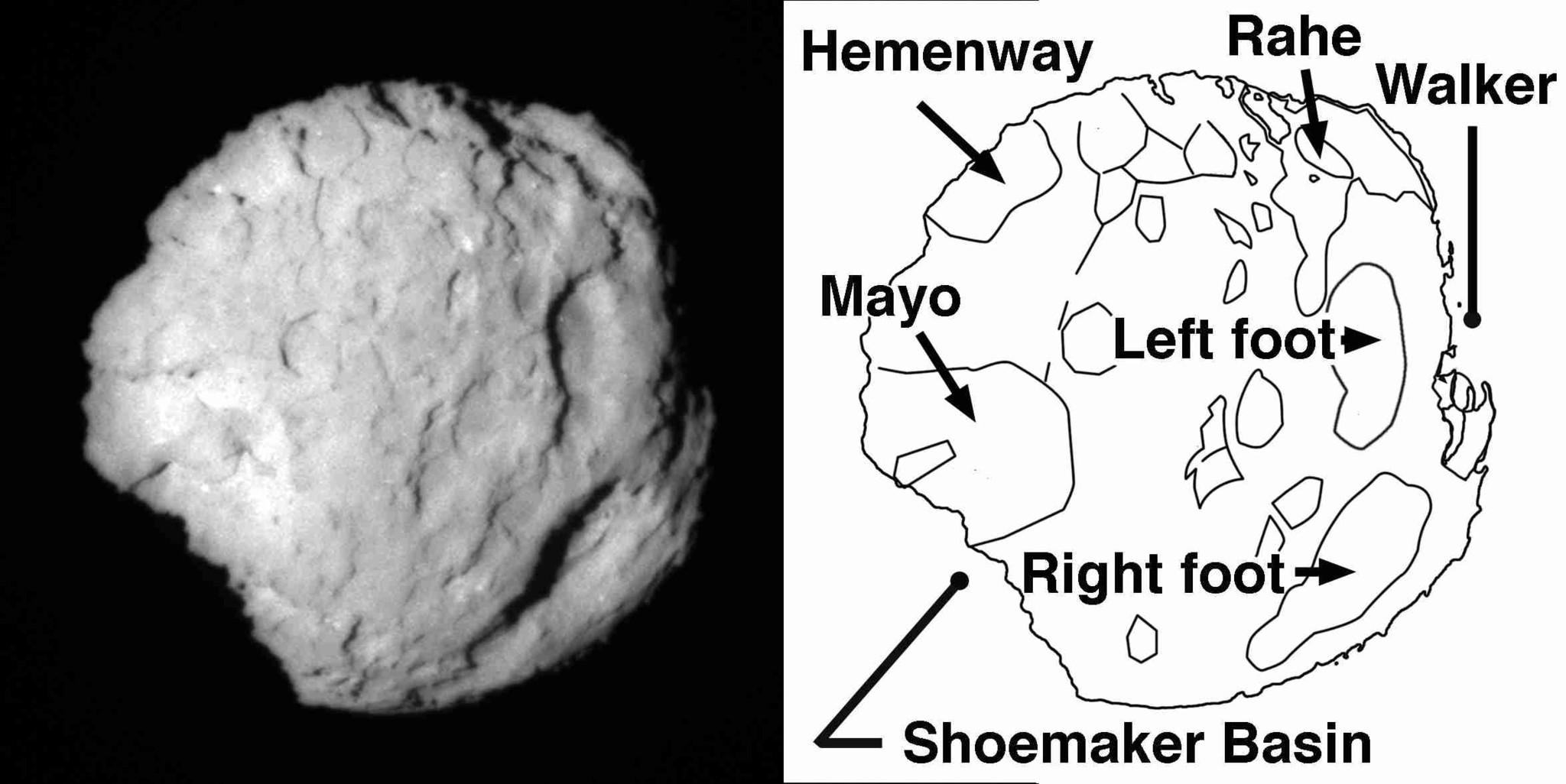 Plus près des comètes - 3