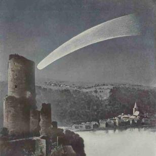 Comète C/1811 F1 Flaugergues - 1