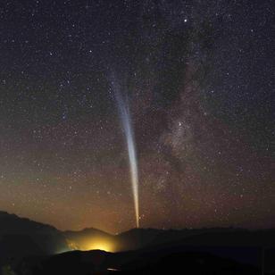 Comète C/2011 W3 Lovejoy