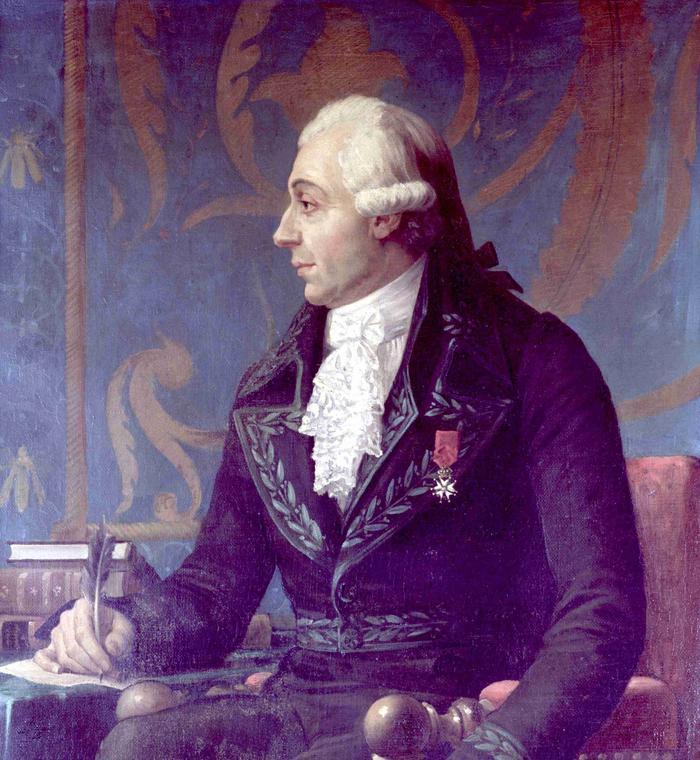Pierre André Méchain (1744-1804)