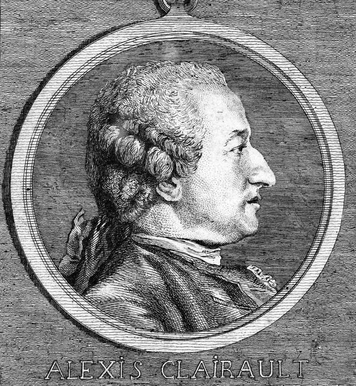 Alexis-Claude Clairaut (1713-1758)