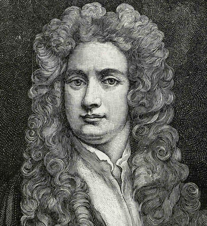 Isaac Newton (1643-1727) - 5