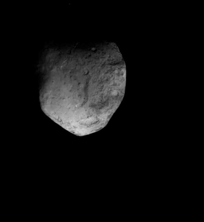 Comète 9P/Tempel 1 - 2