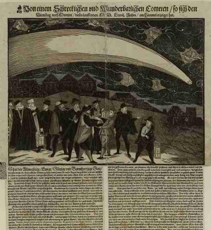 Comète C/1577 V1 - 2