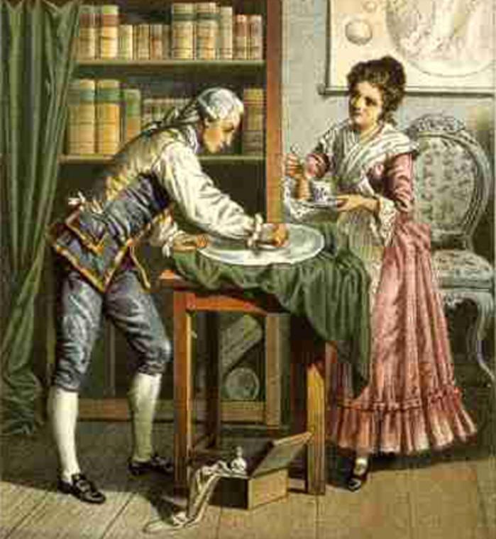Caroline Lucretia Herschel (1750-1848)