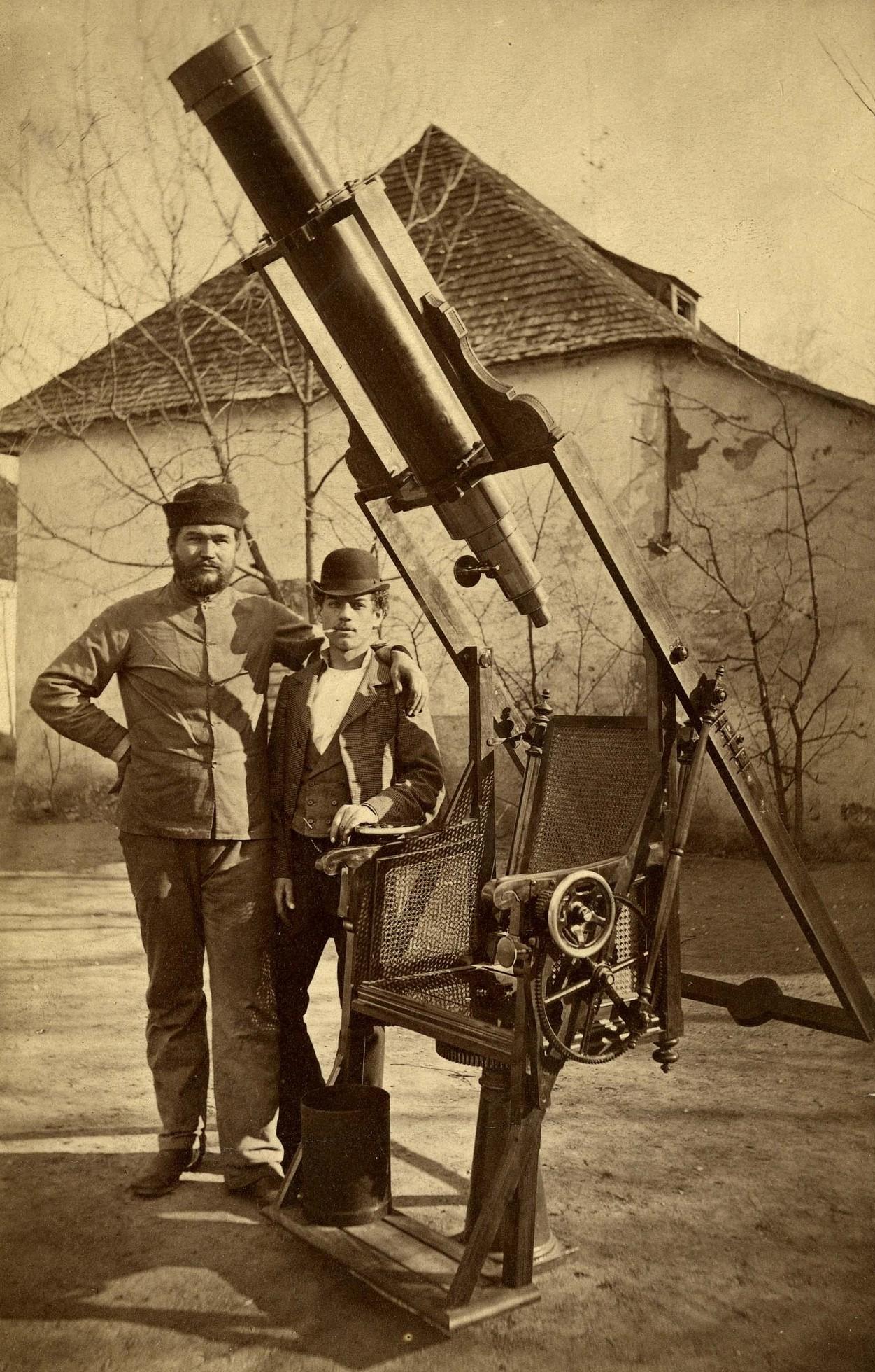 Les chasseurs de comètes - 8