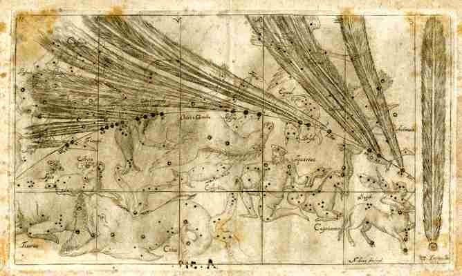 Comète C/1680 V1 Kirch - 10