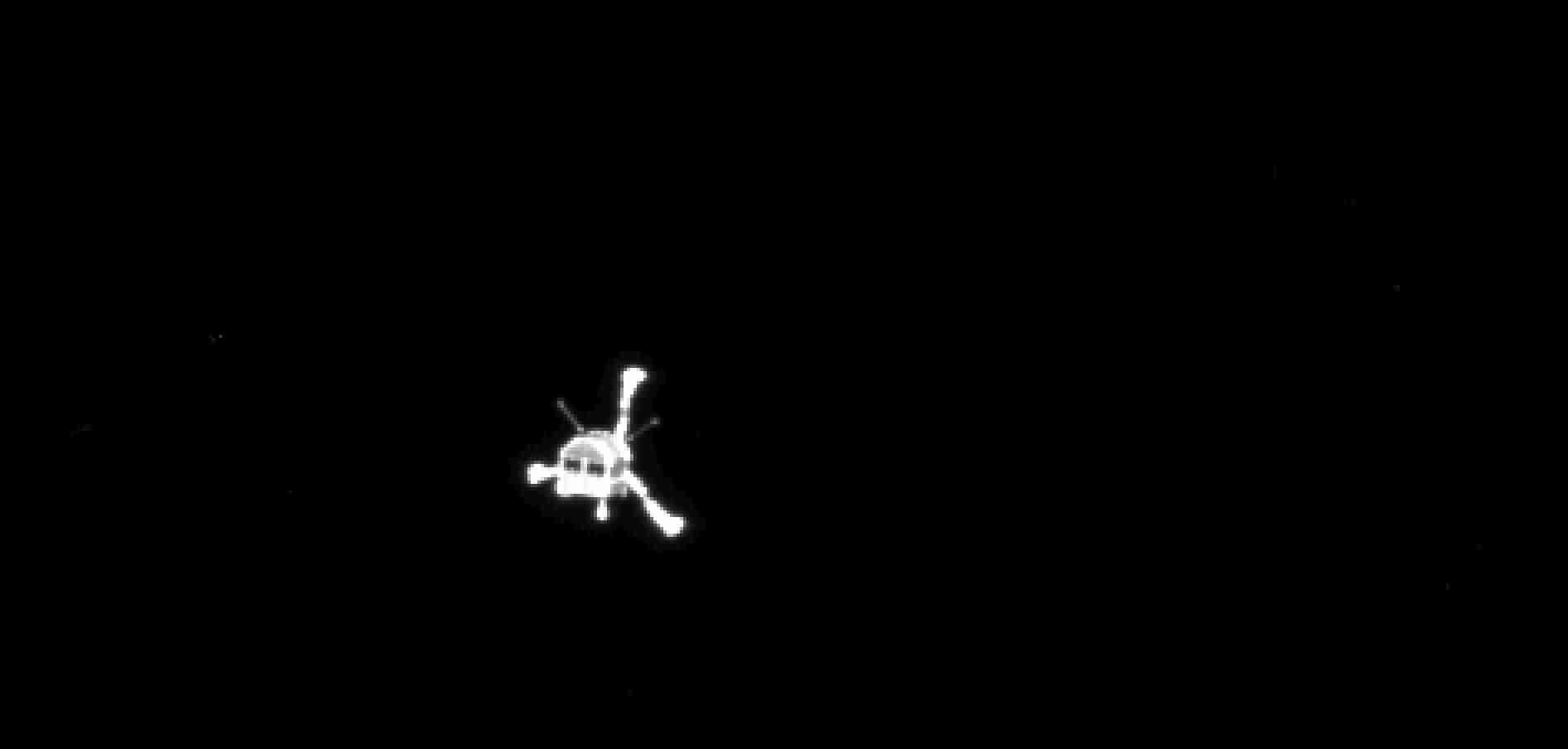 L'atterrisseur Philae - 2