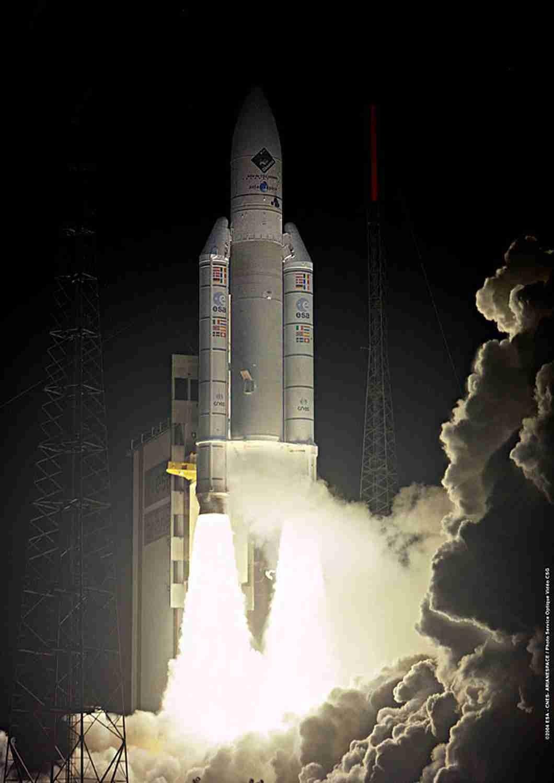 L'incroyable périple de la sonde Rosetta - 1