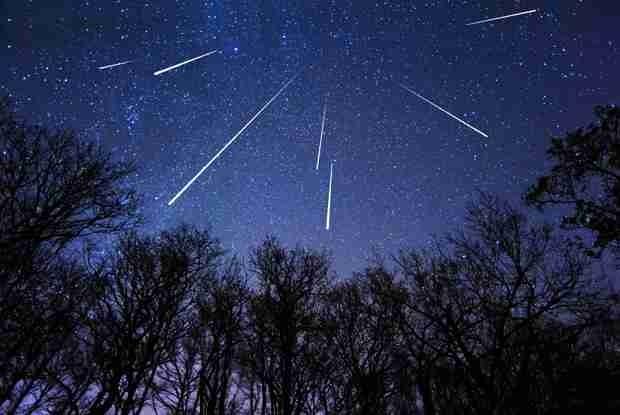 Comètes et étoiles filantes - 2