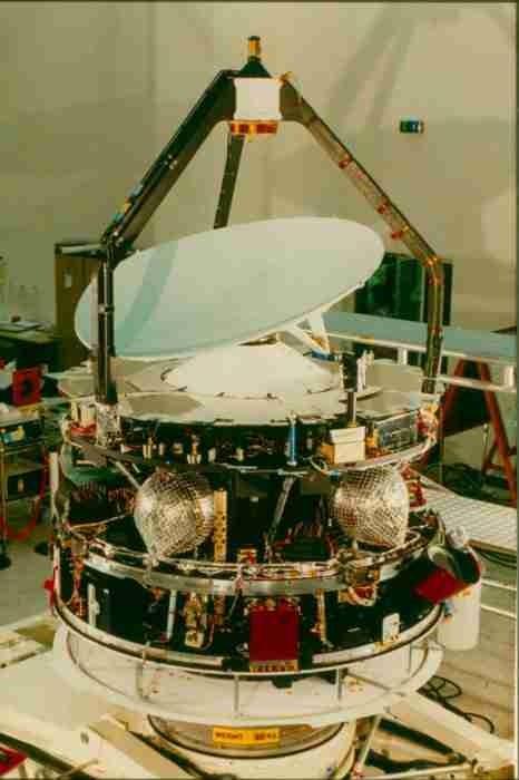 En route vers la Comète de Halley - 1